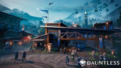 Dauntless HD