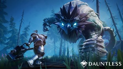 Dauntless HD pictures