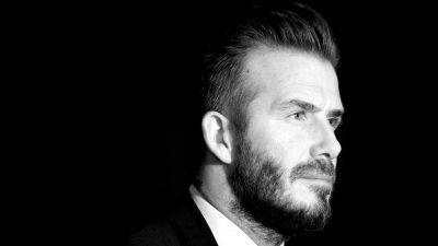 David Beckham Widescreen for desktop