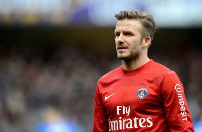David Beckham High