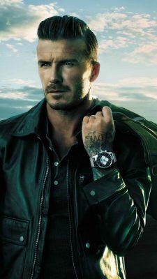 David Beckham For mobile