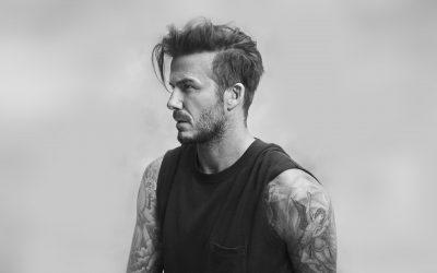 David Beckham Screensavers