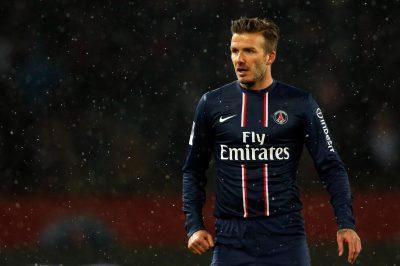 David Beckham Background