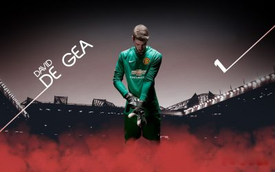 David De Gea Backgrounds
