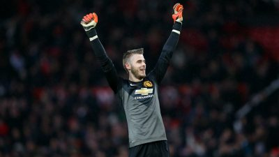 David De Gea HQ wallpapers