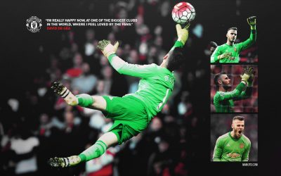 David De Gea Desktop wallpaper