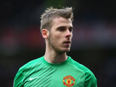 David De Gea Desktop wallpapers
