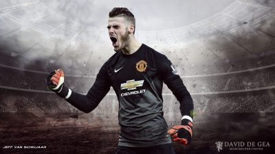 David De Gea widescreen wallpapers
