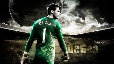 David De Gea Background