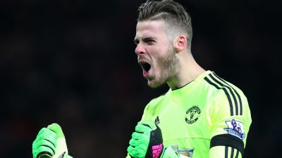 David De Gea Widescreen for desktop