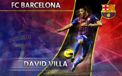 David Villa HD pics
