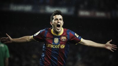 David Villa Backgrounds