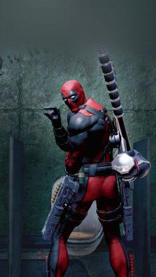 Deadpool 2 For mobile