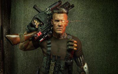 Deadpool 2 Desktop wallpaper