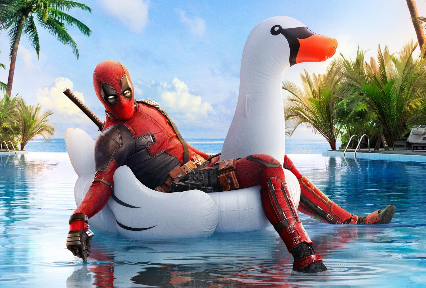 Deadpool 2 Hd Wallpapers 7wallpapers Net