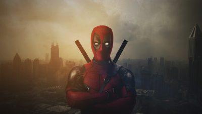 Deadpool 2 Background