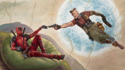 Deadpool 2 Wallpaper