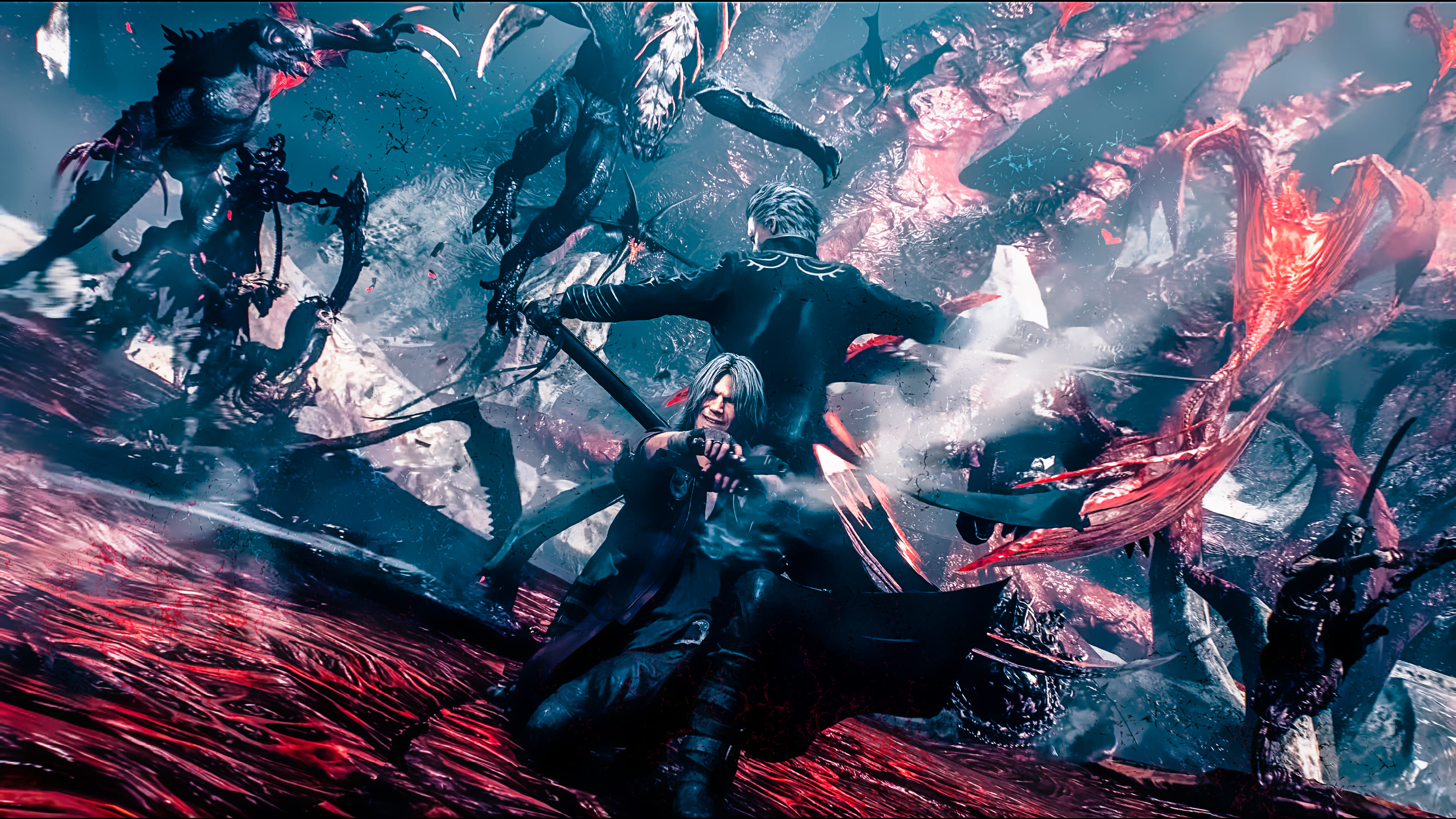 Devil May Cry 5 Hd Wallpapers 7wallpapers Net