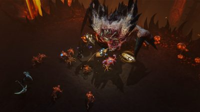 Diablo: Immortal Widescreen for desktop