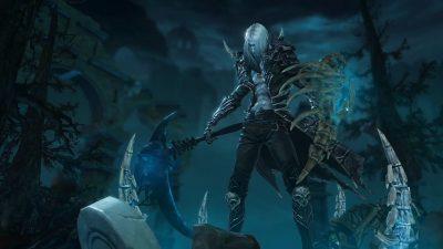 Diablo: Immortal Widescreen