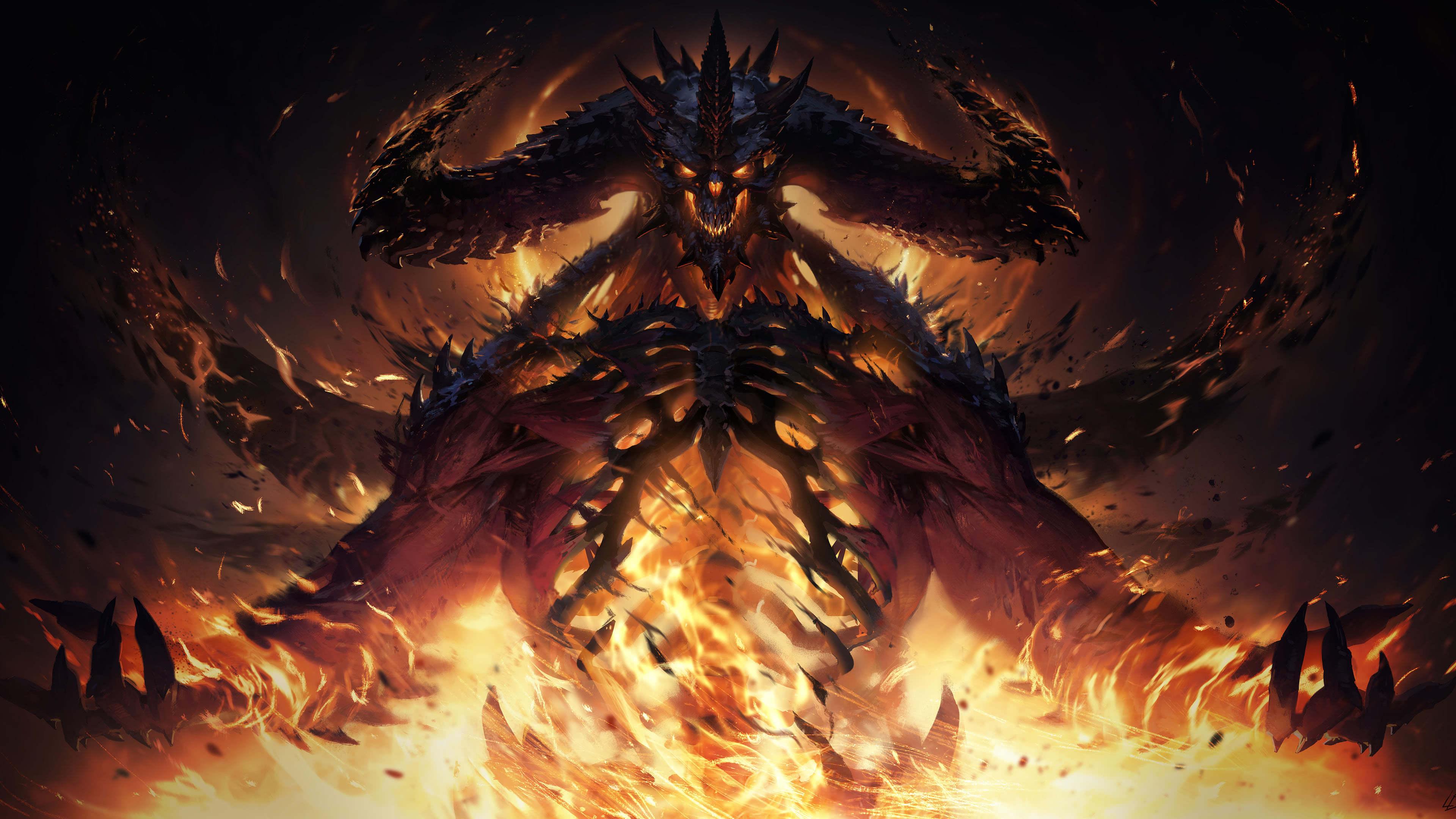 Diablo Immortal Hd Wallpapers 7wallpapers Net