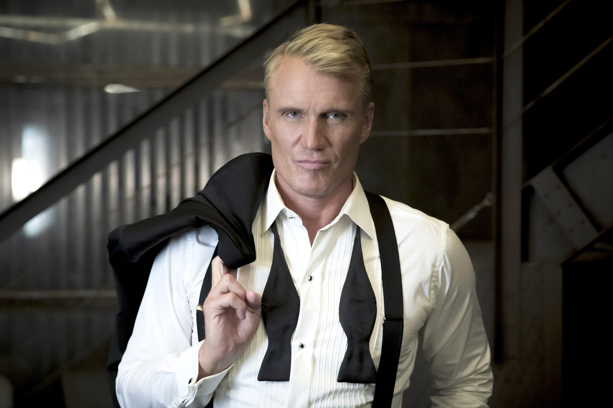 Dolph Lundgren Wide wallpapers