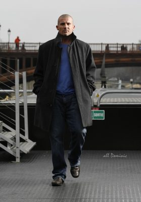 Dominic Purcell Background