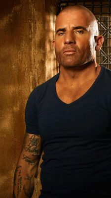 Dominic Purcell High