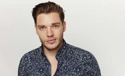 Dominic Sherwood Pictures