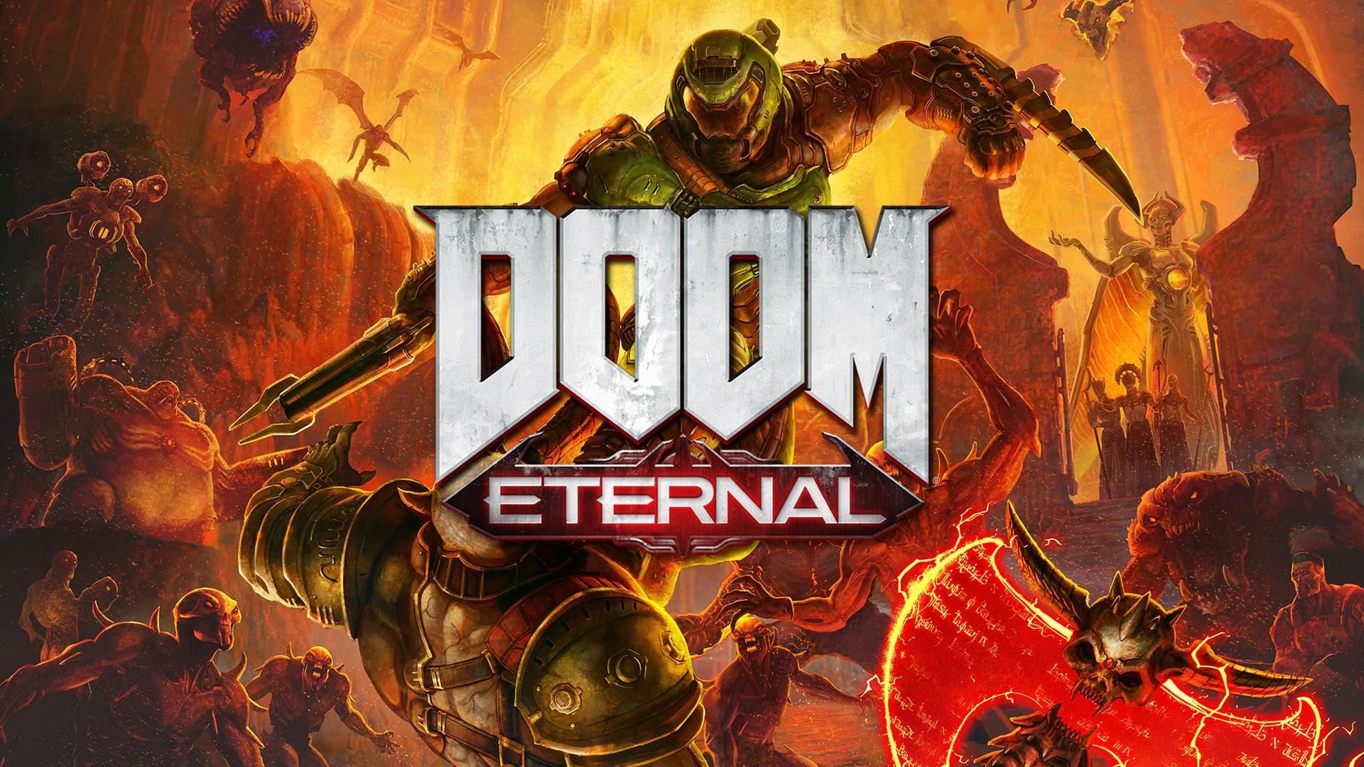 doom eternal wallpaper 4k iphone