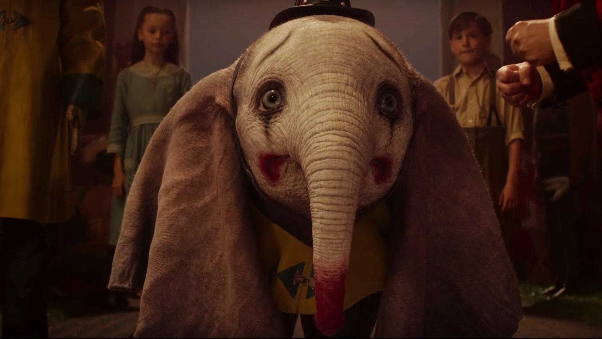 Dumbo HD pics
