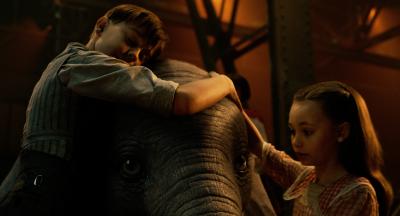 Dumbo Widescreen for desktop