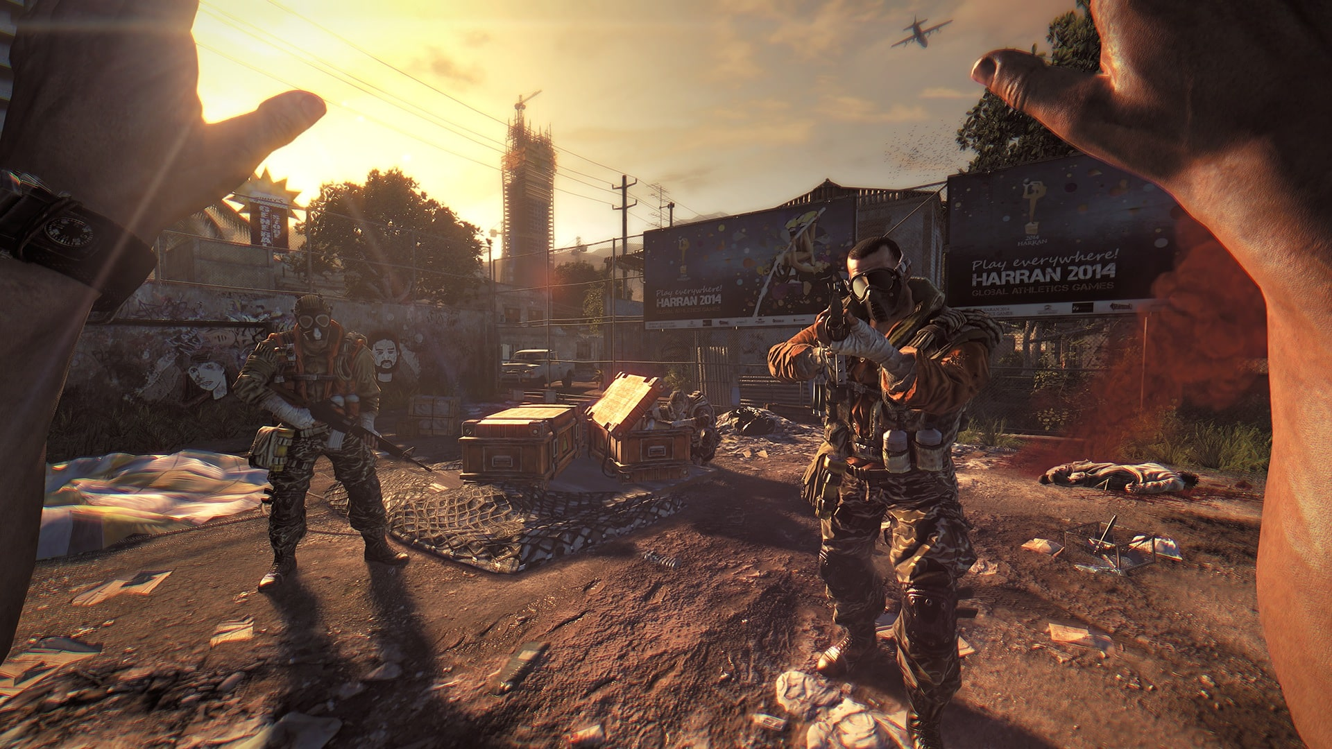 Dying Light 2 Hd Wallpapers 7wallpapers Net