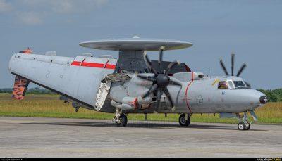 E-2C Hawkeye Widescreen