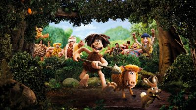 Early Man Screensavers