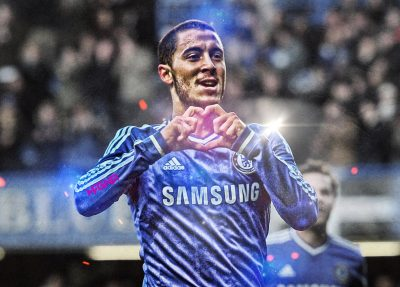 Eden Hazard widescreen wallpapers