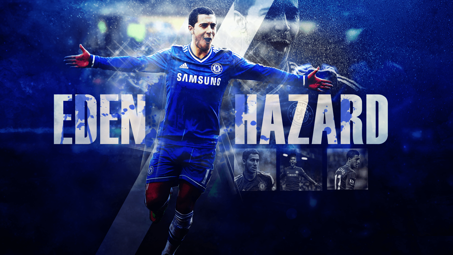 Eden Hazard Hd Wallpapers 7wallpapersnet