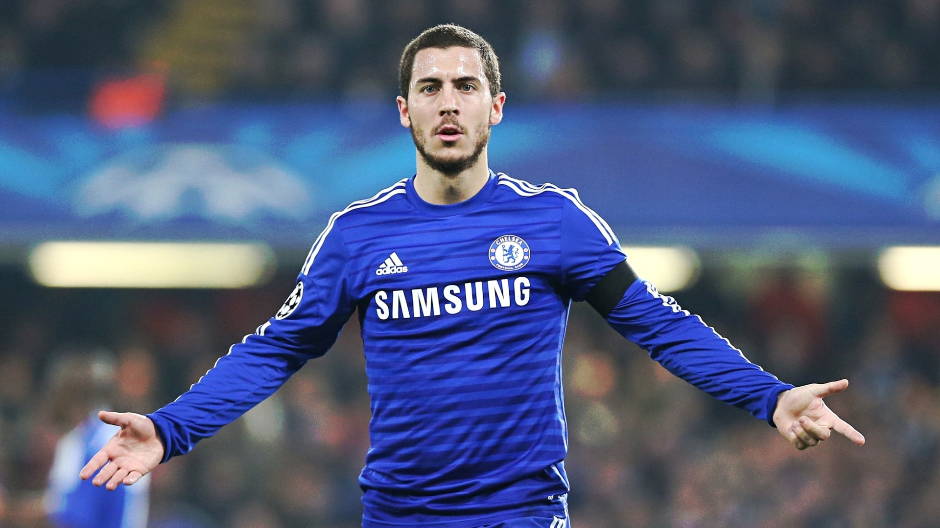 Eden hazard hd desktop wallpapers 7wallpapers eden hazard free voltagebd Image collections