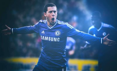 Eden Hazard Widescreen for desktop