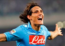 Edinson Cavani Widescreen