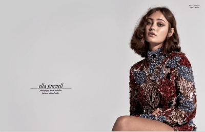 Ella Purnell widescreen wallpapers