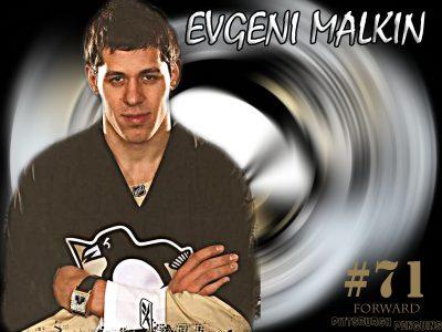 Evgeni Malkin Widescreen