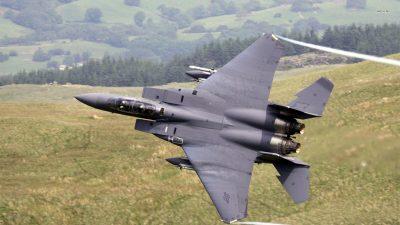 F-15 Eagle Desktop wallpaper