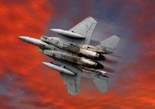 F-15 Eagle Widescreen