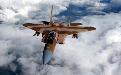 F-15 Eagle widescreen wallpapers