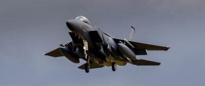 F-15 Eagle Background