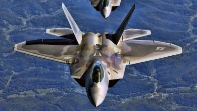 F-22 Raptor Wallpapers
