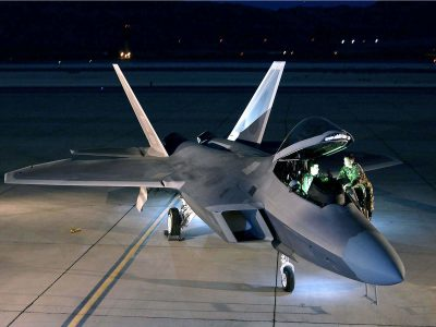 F-22 Raptor Screensavers