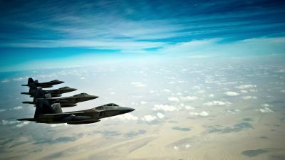 F-22 Raptor Widescreen for desktop