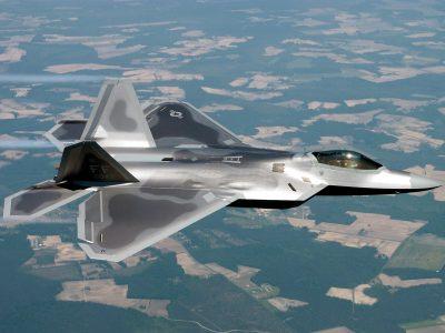 F-22 Raptor Widescreen